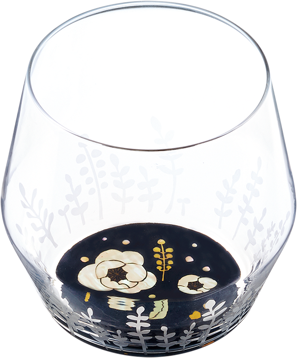 Botanical glass