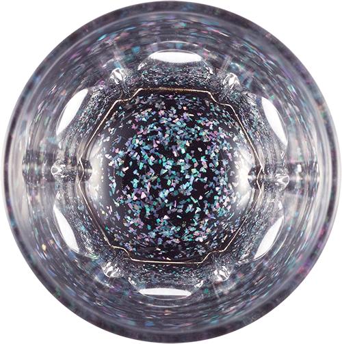 Shell sprinkles (black)